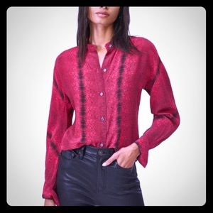 UNWORN WITh TAGS Equipment silk shirt - Pavotta